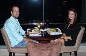 BBQ night på Eden