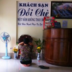 Søde mutter på Doi Che