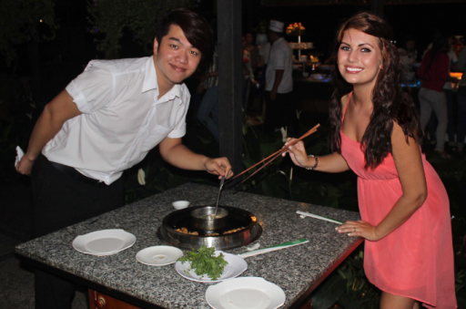 Hot Pot og BBQ